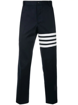 Unconstructed Chino Trouser Navy