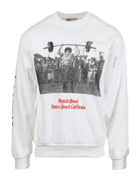 MUSCLE BEACH SWEATSHIRT