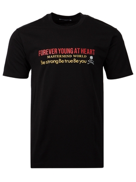BE STRONG BE TRUE BE YOU TEE BLACK
