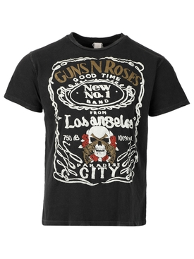 GUNS N' ROSES T-shirt black