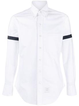 Ribbon detail shirt