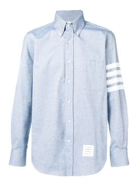 Classic Straight Fit Shirt, Light Blue