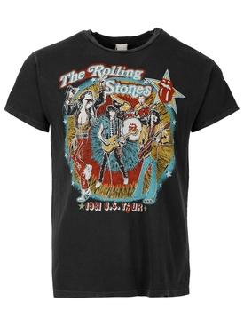 The Rolling Stones 1981 T-shirt Black