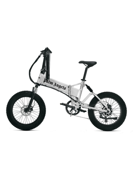 Mate X Palm Angels Argento Electric Bike