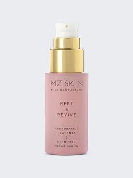 REST & REVIVE Restorative Placenta & Stem Cell Night Serum 1 fl oz/30 ml