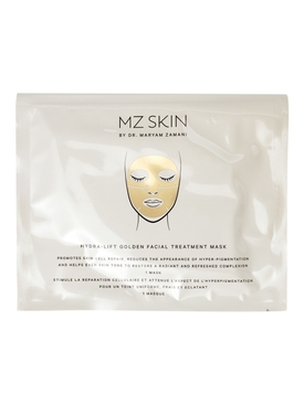 Hydra-Lift Golden Facial Treatment Mask - 5 masks