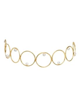 14K Yellow Gold Encerclée Choker