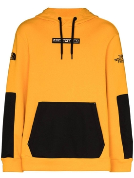 Yellow & Black Tech Hoodie