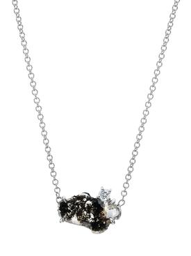 SLICE DIAMOND NECKLACE