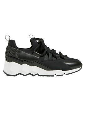 Trek Comet Multi-panel Sneakers BLACK