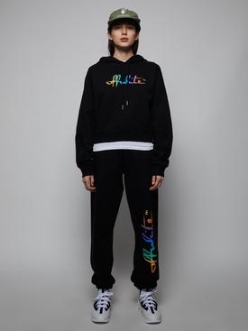 Trek Comet Multi-panel Sneaker WHITE BLACK