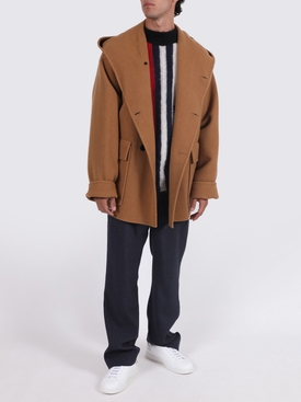 CAMEL BROWN ARP JACKET