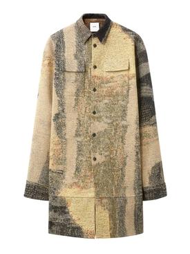 Jacquard Long I.D Shirt