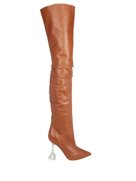 Olivia Tall Leather Boots