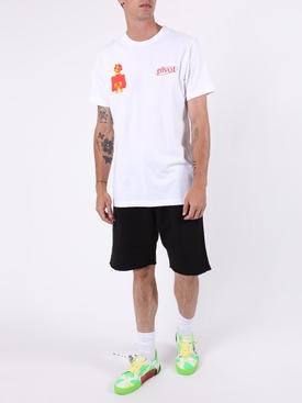 White pivot logo t-shirt