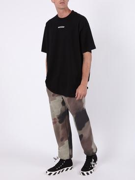 Barrel worker t-shirt BLACK