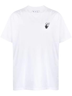 Off-White arrow t-shirt WHITE