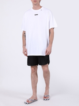 Caravaggio Graphic Print T-Shirt WHITE