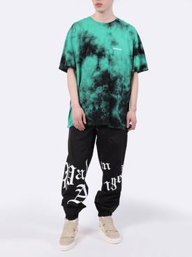 Tie-Dye Crewneck T-shirt MINT