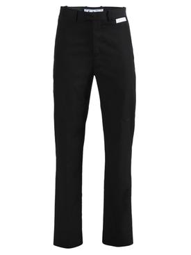 Black formal pant
