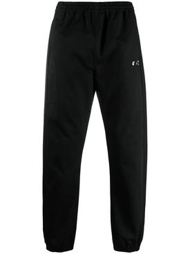 OW Logo Casual Pant, Black