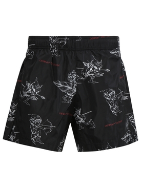 Elves allover swimshorts