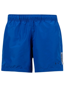 For Swim Logo Swim shorts, BLUE
