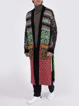 Multicolored Persian kimono