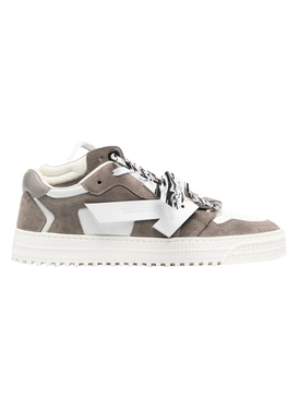 3.0 off court low-top sneakers GREY AND WHITE