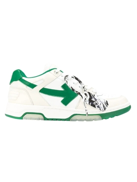 Out of office sneakers WHITE/GREEN