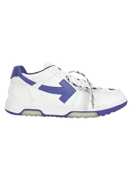 Out of office sneakers WHITE/VIOLET