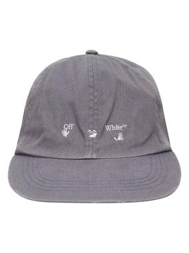 Classic cotton baseball cap GREY