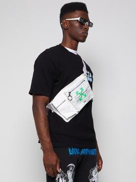 X Pioneer Sound Engineering belt bag white