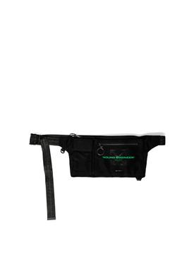 X Pioneer Sound Engineer belt bag black