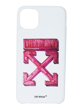 MARKER IPHONE 11 PRO MAX CASE RED WHITE