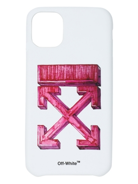 MARKER IPHONE 11 CASE RED/WHITE