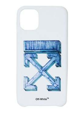 MARKER IPHONE 11 CASE BLUE/WHITE
