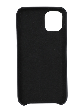 BLACK AND WHITE HAND PAINTERS IPHONE 11 CASE