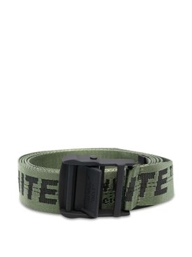 Classical Industrial Belt Green And Black green and black