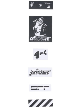 Kiss 21 sticker set