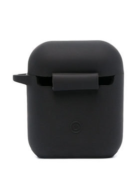 Lettering silicon airpods pro case