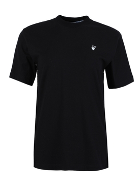 ARROW LOGO CASUAL TEE BLACK