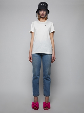 ARROW LIQUID MELT CASUAL TEE OFF WHITE