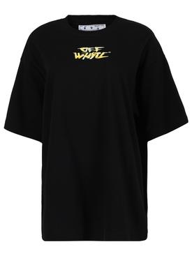 Watercolor logo t-shirt