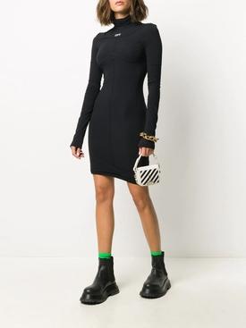 Black Second Skin dress