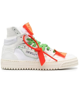 3.0 OFF-COURT SNEAKERS, WHITE