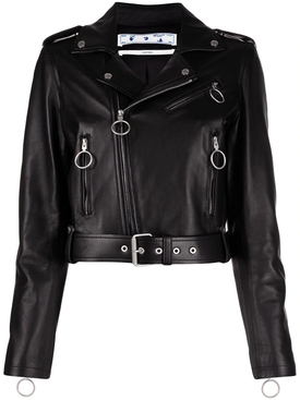 Liquid Melt Biker Jacket