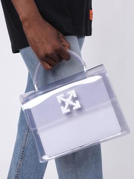 Clear PVC 2.8 Jitney bag