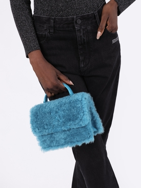 Blue Merino Jitney 1.4 Crossbody Bag