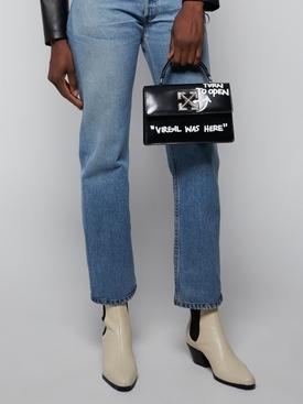 QUOTE JITNEY 1.4 BAG Black White